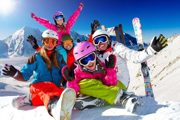 club vacances ski famille