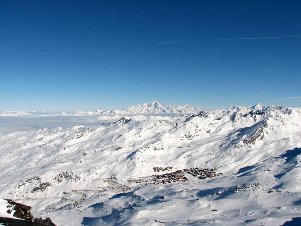 Comparatif domaines skiables français