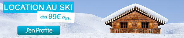 location appartement ski