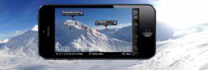 meilleures applications ski PeakAR