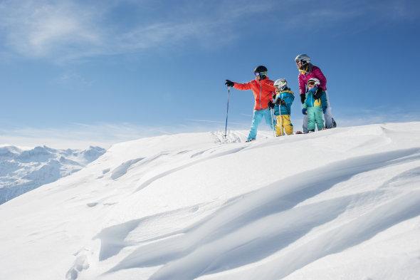 stations de ski familles enfants