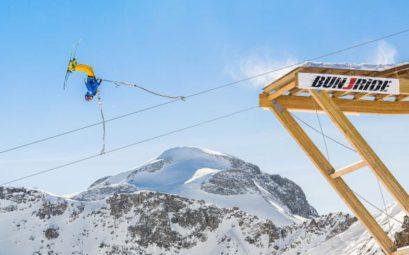 5 facons insolites de descendre pistes de ski