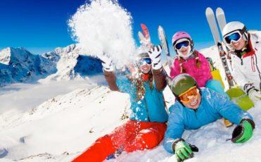 5 bonnes raisons d'aller au ski