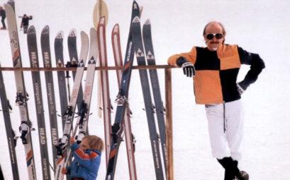 équipement du skieur
