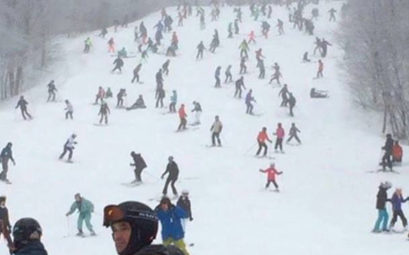skier hors vacances scolaires