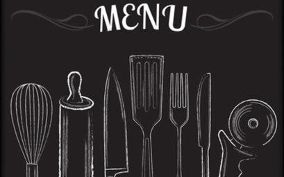 menu type au ski