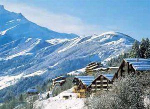 petite station ski doucy valmorel