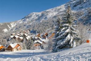 petites stations de ski oz en oisans