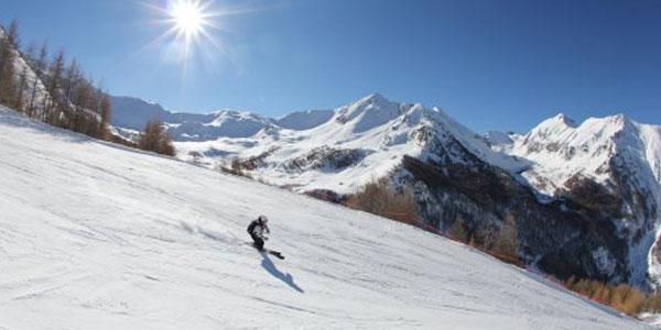les orres station ski pas cher