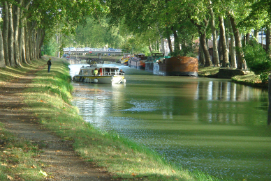 canal midi languedoc