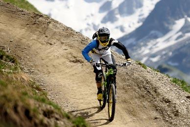bike park 2 alpes
