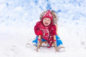 ski bébé