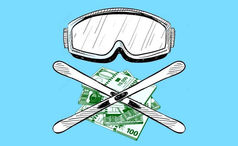station de ski pas chère