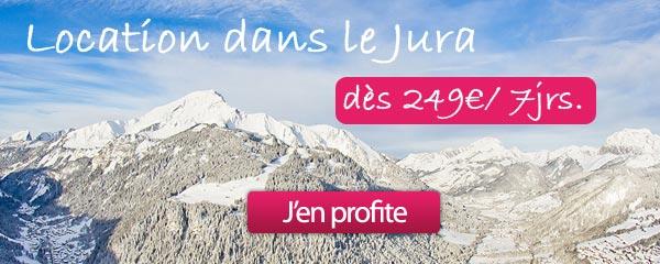 location ski dans le jura