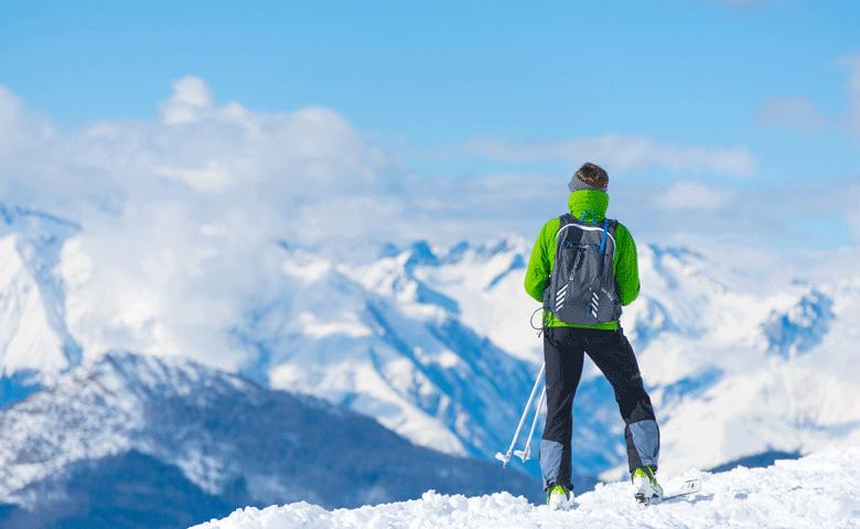Zones ludiques pour apprendre le ski