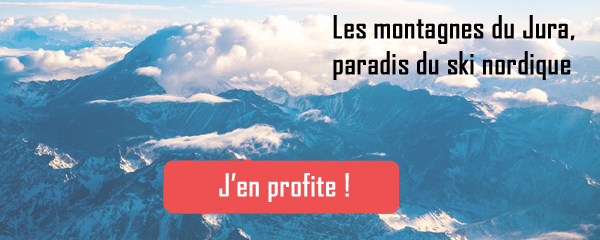 Les montagnes du Jura : paradis du Ski Nordique
