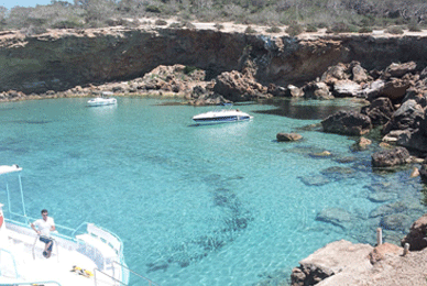 Ibiza destinations vacances été