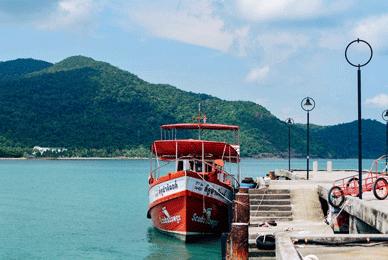 Thailande destinations vacances en amoureux