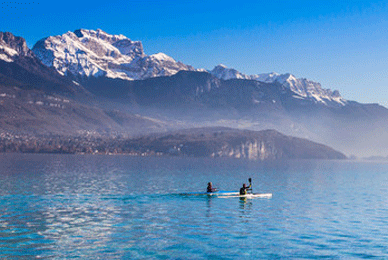 Annecy destination couple france