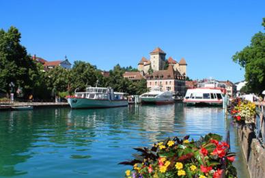Annecy Destination France Août