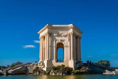 Montpellier partir en vacances en france en aout