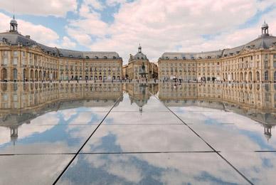 Bordeaux - Miroir d'eau
