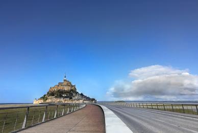 Visite du Mont Saint Michel en France pendant vos vacances