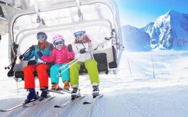 Comment réussir un séjour au ski en famille