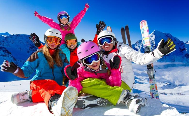 Les meilleures stations de ski en famille