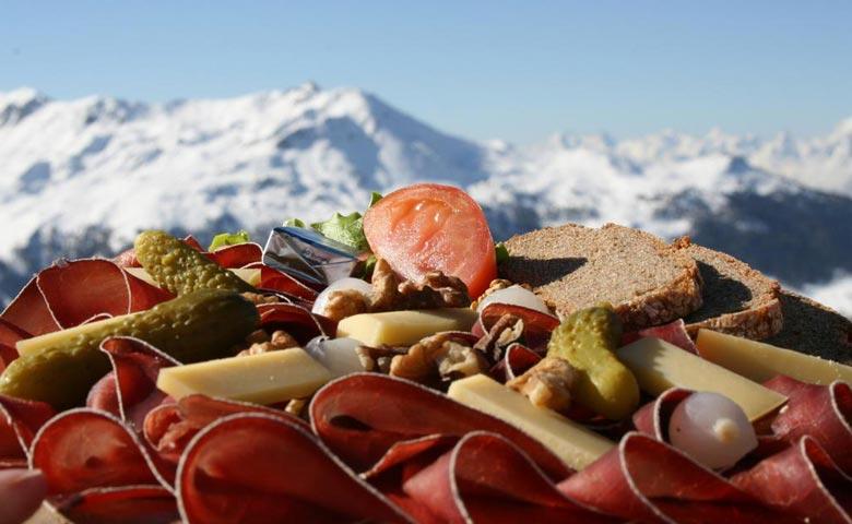 Les meilleurs restaurants de montagne