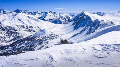 Risoul Alpes du sud