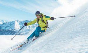 Ischgl ski decembre