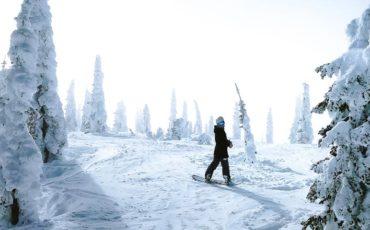 station ski enneigees decembre