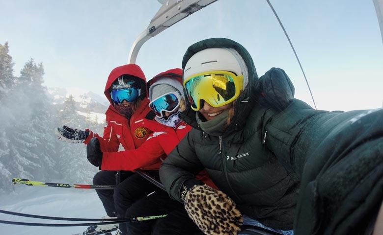 ou partir au ski en decembre