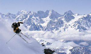 ski verbier decembre