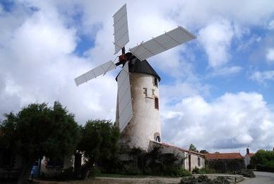 moulin a vent vendee