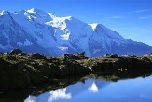 mont blanc rhone alpes