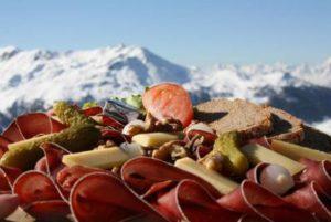 gastronomie montagne été