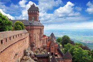 chateau haut koenigsbourg alsace