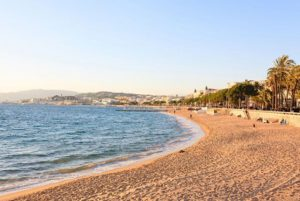 plages cannes