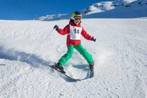 chasse neige ski