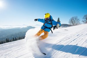 freinage ski