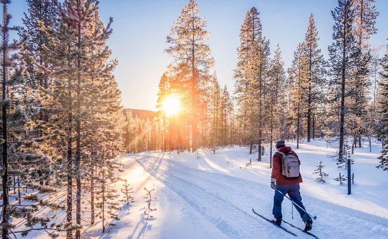 comment faire du ski de fond