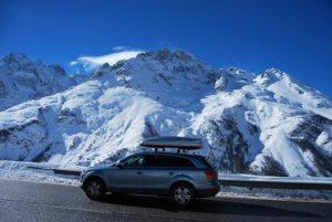 voiture ski