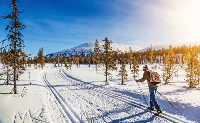 ou faire du ski de fond dans le jura