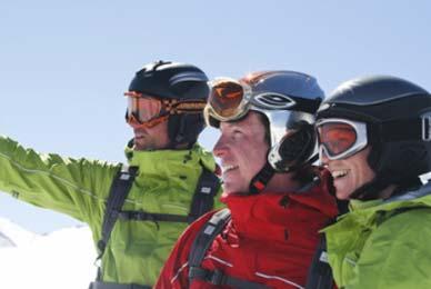 changer casque de ski
