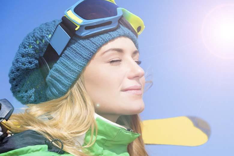 comment bronzer au ski