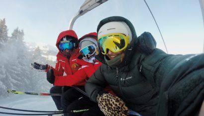 Ou partir au ski entre amis