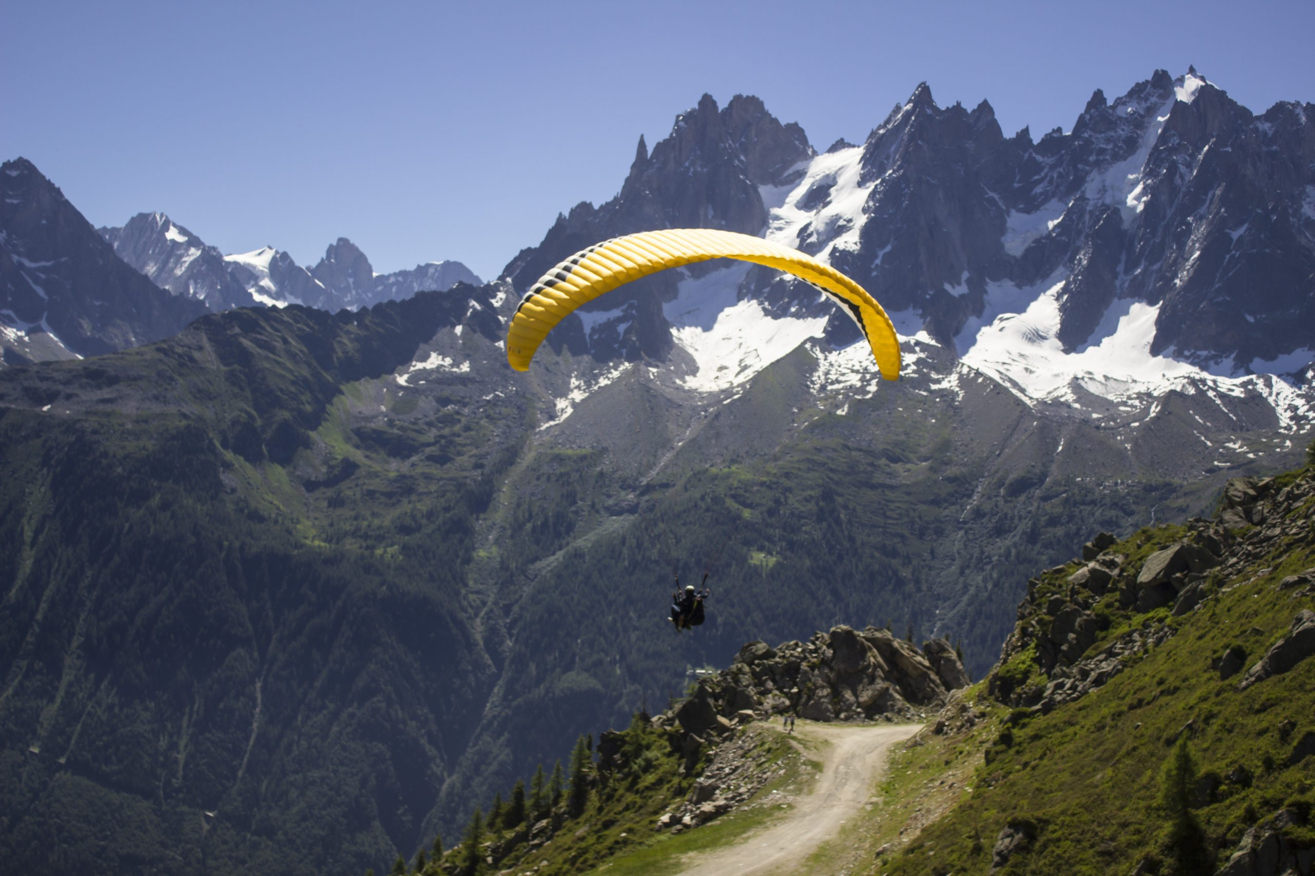 sports à pratiquer en été à la montagne