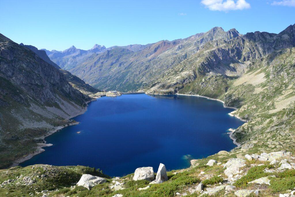 Vacances en été dans les Pyrénées